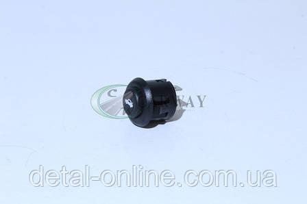 Кнопка багажника ВАЗ 2110-12,70-72,2123 (3 конт/кругл) (разомкнутые контакты) 2822.3710.000-02 (пр-во Авар), фото 2