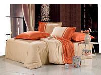 Скидки на постельное белье сатин однотонный Valtery до 19 марта