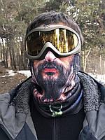 Маска, Баф Бородатий мужик