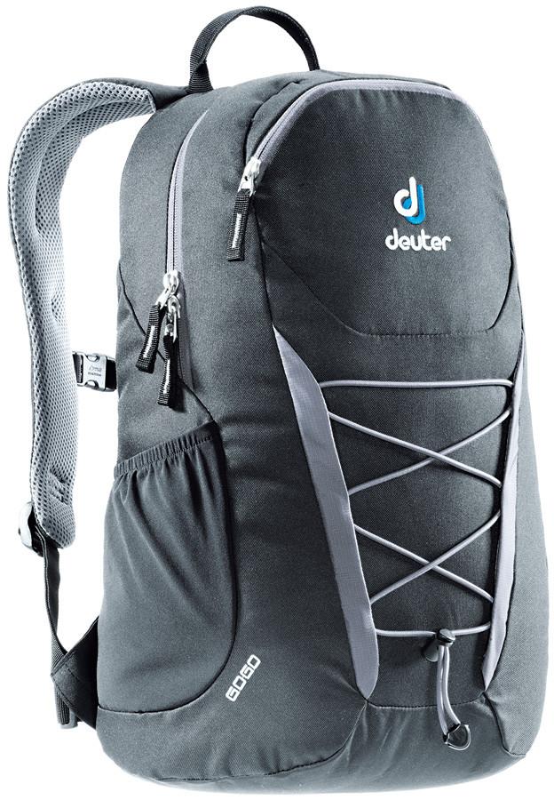 Deuter GoGo 25 черный (3820016-7490)