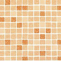 Плівка ПВХ для басейну Elbeblue Mosaic sand мозаїка теракота (ширина 1,65 м)