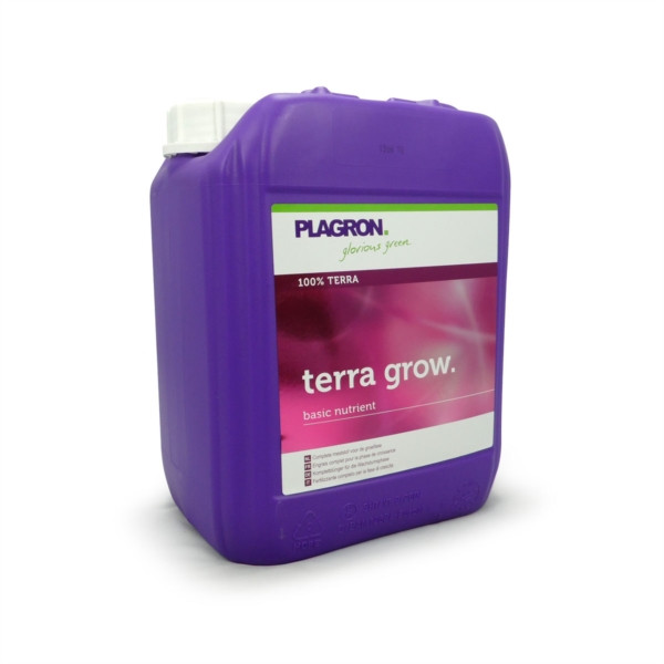 Удобрение PLAGRON Terra Grow 5L