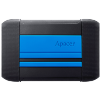 Внешний жесткий диск APACER AC633 1TB USB 3.1 Speedy Blue