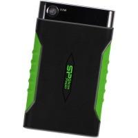 Внешний жесткий диск SILICON POWER Armor A15 1TB USB 3.0 черный