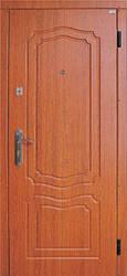 Модель 3 вхідні двері Саган класик 2 замку, р. Миколаїв