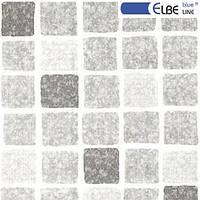 Плівка ПВХ для басейну Elbeblue Mosaic grey мозаїка сіра (ширина 1,65 м)