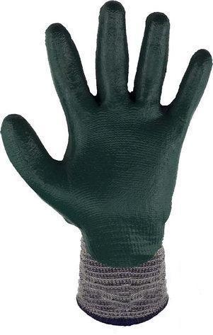 Перчатки рабочие покрытые нитрилом