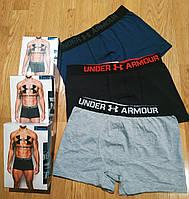 Набор мужского нижнего белья / мужские боксеры / трусы  Under Armour 3 (шт./уп)