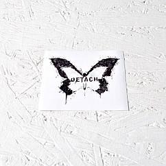 Наклейка бабочка DETACH