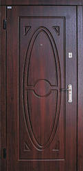 Модель 4 входные двери Саган классик 2 замка, г. Николаев