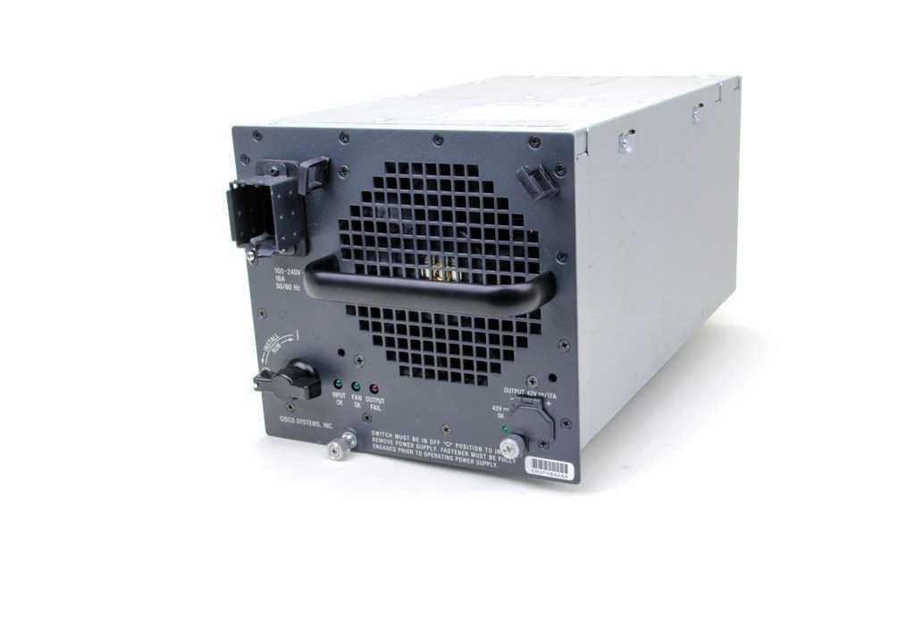 Блок питания WS-CAC-3000W-RF (WS-CAC-3000W-RF)