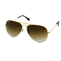 Очки Ray Ban Aviator brown (replica) 5f45cf287cbc9