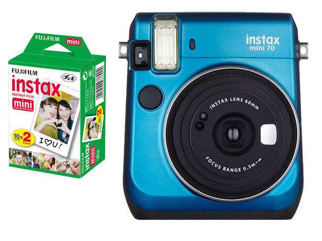 Пленочный фотоаппарат Fujifilm INSTAX Mini 70, фото 2