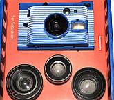 Пленочный фотоаппарат Fujifilm Lomo San Sebastian, фото 3