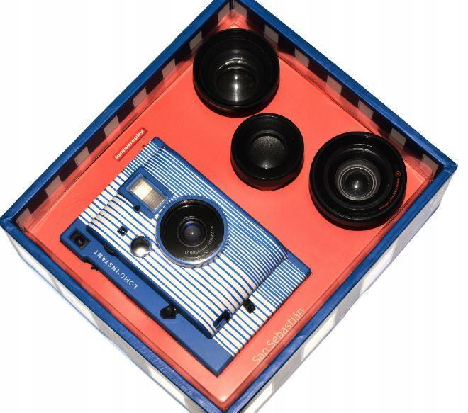 Пленочный фотоаппарат Fujifilm Lomo San Sebastian