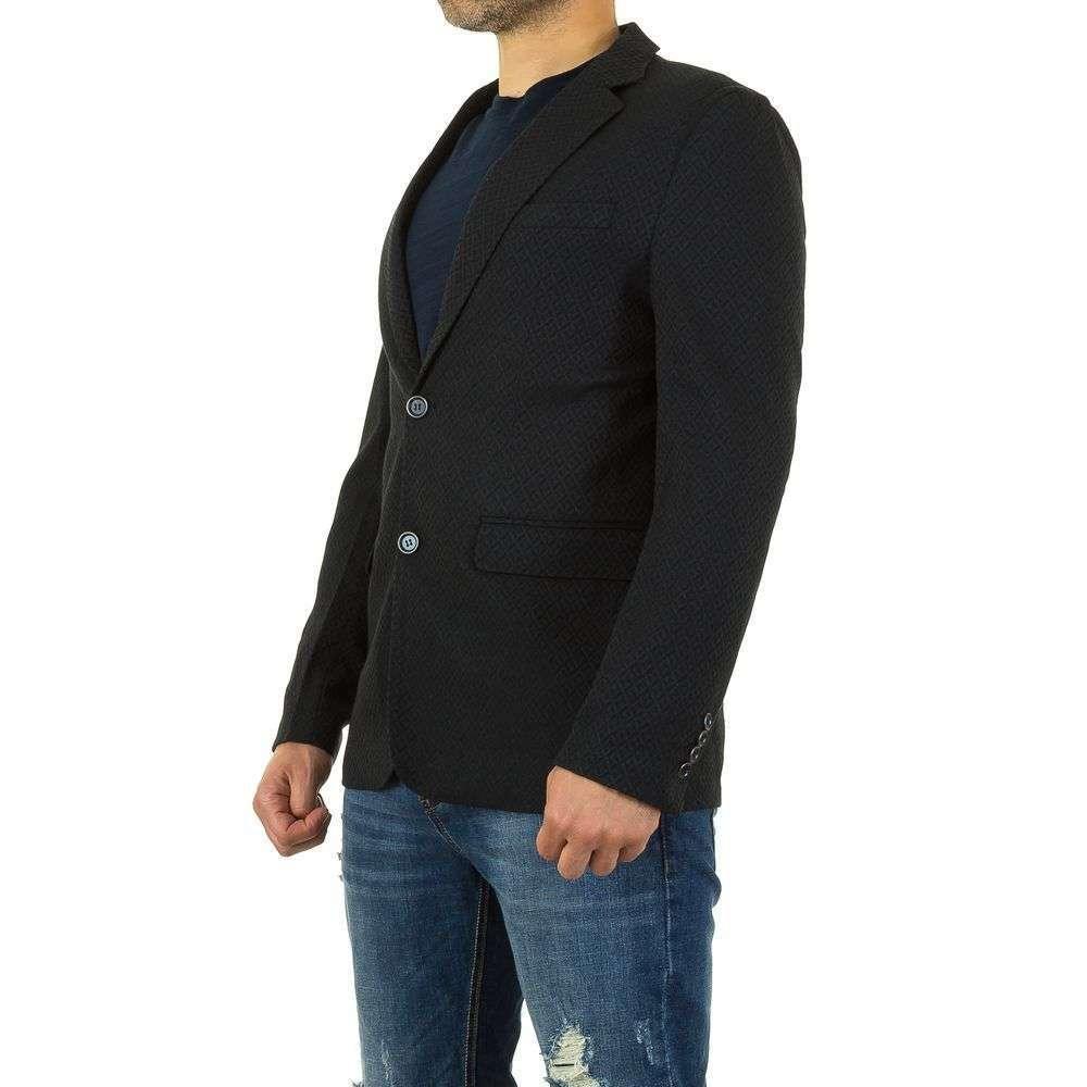 Клубный пиджак мужской Y.Two Jeans (Италия), Черный