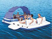 Надувной пляжный матрас домик BESTWAY 43105 389х274 см, фото 3