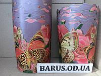 Бумажные формы для выпечки 110*85 Бабочки