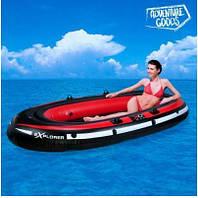 Надувная лодка INTEX Explorer310х165 см, фото 1