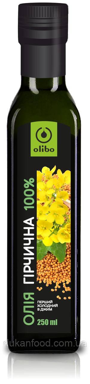 Горчичное масло холодного отжима ECO OLIO