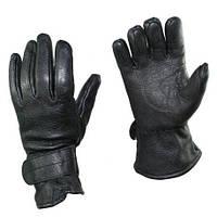 Кожаные зимние перчатки. ВС Австрии.