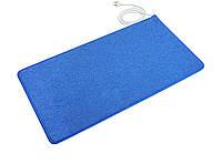 Коврик с подогревом 1030мм х 530 мм (синий) Солрей, фото 1