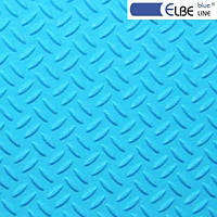 Плівка ПВХ протиковзка для басейну Elbeblue Adriatic blue синя (ширина 1,65 м)