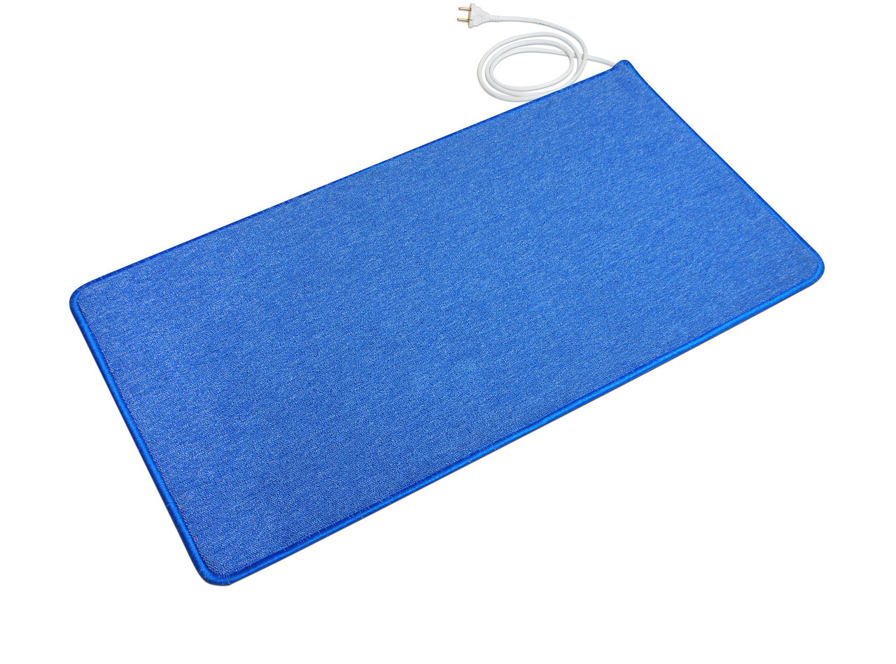 Коврик с подогревом 1230мм х 530 мм (синий) Солрей