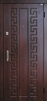 Модель 6 входные двери Саган классик 2 замка, г. Николаев