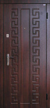 Модель 6 входные двери Саган классик 2 замка, г. Николаев, фото 2