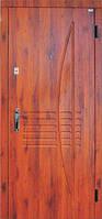 Модель 7 входные двери Саган классик 2 замка, г. Николаев