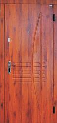 Модель 7 вхідні двері Саган класик 2 замку, р. Миколаїв
