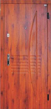 Модель 7 входные двери Саган классик 2 замка, г. Николаев, фото 2