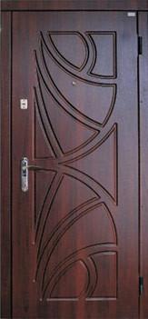 Модель 9 входные двери Саган классик 2 замка, г. Николаев
