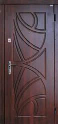 Модель 9 вхідні двері Саган класик 2 замку, р. Миколаїв