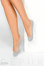 Кружевные носки-следки