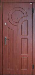 Модель 10 входные двери Саган классик 2 замка, г. Николаев
