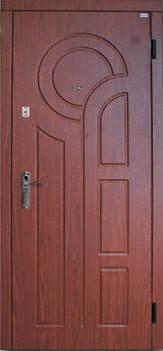 Модель 10 входные двери Саган классик 2 замка, г. Николаев, фото 2