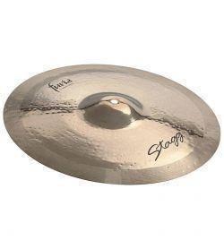"Барабанная тарелка Stagg F-CR20B, 20"" , фото 2"