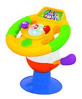 Игрушка на присоске Kiddieland - Умный руль (058305)
