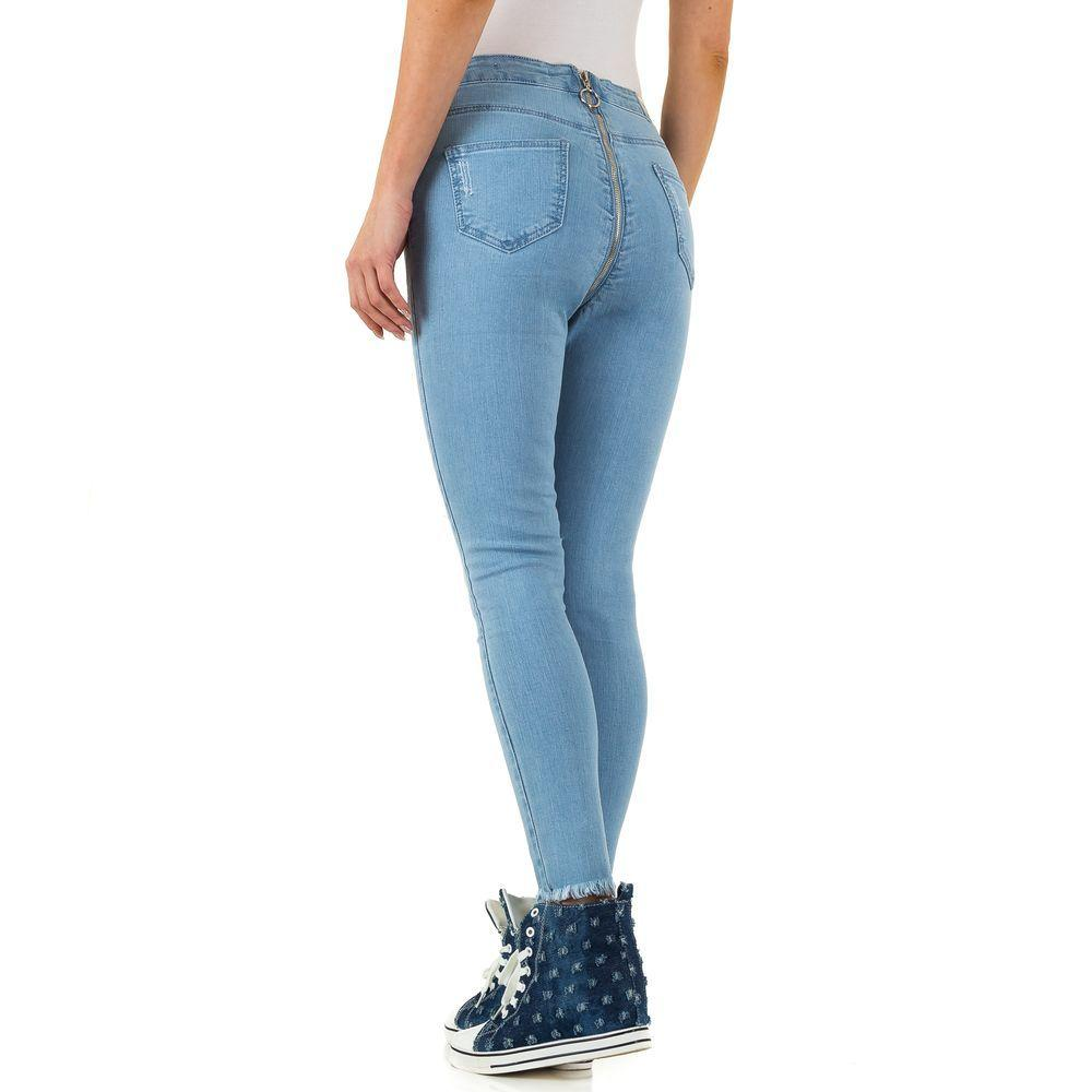 Женские джинсы Daysie Jeans, размер 38/M - blue - KL-J-DJ1030-синий 38/M
