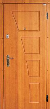 Модель 11 входные двери Саган классик 2 замка, г. Николаев