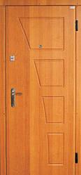 Модель 11 вхідні двері Саган класик 2 замку, р. Миколаїв