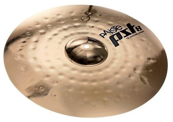 Барабанная тарелка PAISTE PST8 ROCK CRASH 16