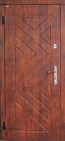 Модель 12 входные двери Саган классик 2 замка, г. Николаев