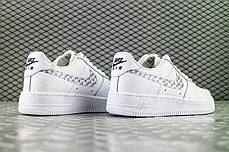 "Кроссовки Nike Air Force 1 Just Do It Low ""Белые"", фото 3"