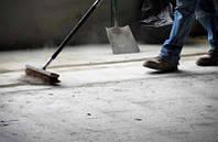 Послестроительная уборка помещений