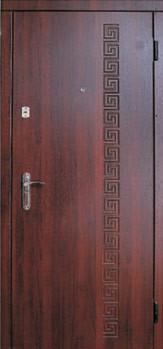 Модель 15 входные двери Саган классик 2 замка, г. Николаев