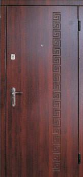 Модель 15 входные двери Саган классик 2 замка, г. Николаев, фото 2