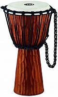 Джембе MEINL HDJ4-M 10'' африканское красное дерево NILE